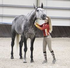 """(Open RP)""""Hi I'm Violet,I'm 16 homeschooled. This is one of my horses Luna.Shes a 6 year old Hanaverin Dutch warm blood mix. Don't be shy to say hi! Pretty Horses, Beautiful Horses, Animals Beautiful, Horse Girl, Horse Love, White Horses, Horse Pictures, Horse Photography, Horse Riding"""