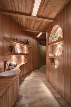 Crox International: One Taste Holistic Health Club, Hangzhou, China. Crox International: One Taste Holistic Health Club, Hangzhou, China. Spa Design, Spa Interior Design, Modern Interior, Design Ideas, Interior Garden, Interior Decorating, Design Inspiration, Hangzhou, Rustic Style