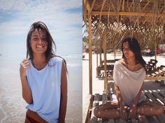 Women's clothing brand in search of good vibes. Inspired by nature & travels. Made ethically in Poland for all the daydreamers, travelers and escapists alike! Woman Beach, Surf Girls, Beachwear For Women, Yoga Wear, Sri Lanka, Poland, Ss, Cover Up, Boho
