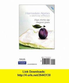 Developmental mathematics plus mymathlabmystatlab student access intermediate algebra a graphing approach a la carte edition 4th edition 9780321622518 fandeluxe Image collections