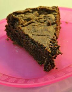 O meu bolo de chocolate favorito