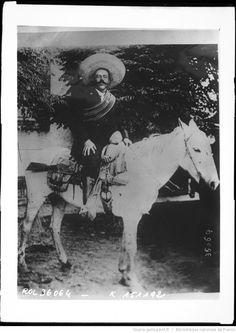 Troubles du Mexique : général Panche [Pancho] Villa, victorieux chef des forces…
