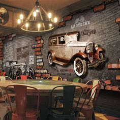 Coffee Shop Interior Design, Coffee Shop Design, Cafe Design, Garage Interior, Bar Interior, Outdoor Restaurant Patio, Hotel Lounge, Café Bar, Backdrop Design