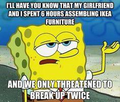 ikea furniture put it together