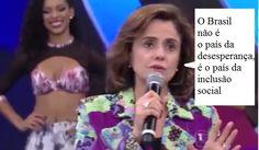 Por Dentro... em Rosa: Enquanto houver Marietas Severo, Faustões não pass...