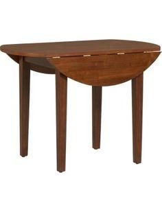 Cindy Crawford Home Highland Park Ebony Round Counter