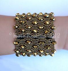 Мы носим только золото (много фото) | biser.info - всё о бисере и бисерном творчестве
