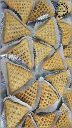 chahda aux amandes et noix (nids d'abeilles)