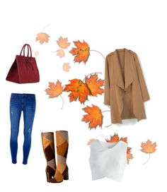 """""""fall patchwork"""" by shesawonderer on Polyvore featuring MANGO, Dorothy Perkins, Chicwish, Frye and Mansur Gavriel"""
