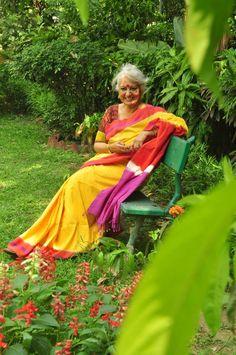 counterfashion indian brands for real people Byloom Sarees, Saris, Silk Sarees, Over 60 Fashion, Bindi, Handloom Saree, Indian Attire, Bollywood Fashion, Real People