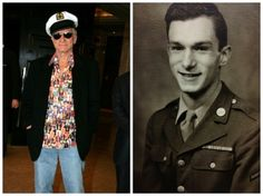 Hugh Hefner: United States Army Infantry Clerk during WWII Military Veterans, Military Service, Military Photos, Military History, Famous Veterans, Film Man, Army Infantry, Hugh Hefner, Hollywood Stars