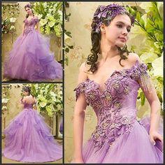 Gaun pengantin ungu #gaunungu #gaunpesta #gaunpestaungu #gaunpengantinungu #gaunpengantinmurah #bridal #bridemaids #bajupengantin #purpleweddingdress #purpledress #wedding