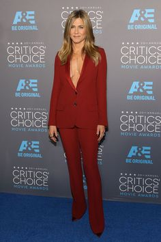 Jennifer Aniston | Critics' Choice Awards 2015: See our top red carpet picks