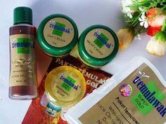 Cream Temulawak Super Gold Natural adalah cream produk kecantikan yang terbuat dari bahan alami yaitu temulawak, di sunda di sebut dengan koneng gede sedangkan di madura di sebut temulawak.