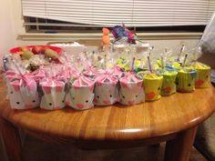 Diy mini easter basket pails perfect for classmate teacher kids mini easter baskets for school classmates negle Gallery