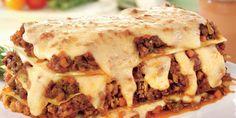 Lasagne bolognai módra | Vidék Íze Bologna, Cheesesteak, Ethnic Recipes, Lasagna