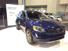 The Volvo Ocean Race XC60 at the Miami International Auto Show!  #cars #mias #miamiautoshow #volvo #volvoxc60 #volvooceanrace #carsgm #carsglobal #carsglobalmag