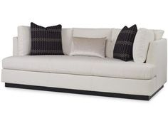 Shop for Century Furniture Carrier Sofa, and other Living Room One Cushion Sofas at Stacy Furniture in Grapevine, Allen, and Flower Mound, Texas.