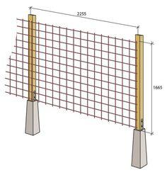 Garden Design Plans - New ideas Wood Fence Design, Privacy Fence Designs, Garden Design Plans, Garden Landscape Design, Garden Trellis, Garden Fencing, Landscaping Retaining Walls, Backyard Landscaping, Garden Screening