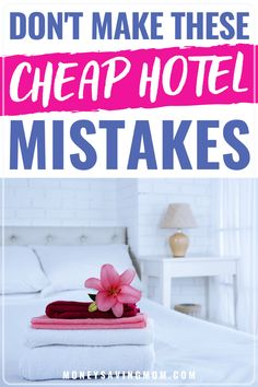 Budget Travel Hack: This one simple tip will help you get the best deal on a hotel every single time! Save money without staying at a one-star hotel! Living Within Your Means, Budget Travel, Travel Chic, Travel Ideas, Travel Tips, Find Cheap Hotels, Money Saving Mom, Summer Activities For Kids, Frugal Living Tips
