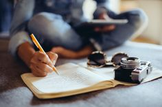 We found these beautiful pieces of advice and helpful journal writing prompts that help usher in a few doable changes.