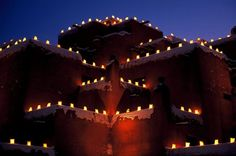 Why New Mexico's Land of Enchantment Is a Great Place to Spend Christmas