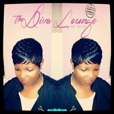 The Diva Lounge Hair Salon  Montgomery, AL  Larnetta Moncrief / Stylist, Owner