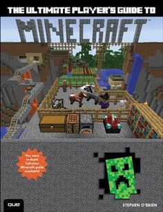 The Ultimate Player's Guide to Minecraft by Stephen O'Brien, http://www.amazon.com/dp/B00FZUY0DS/ref=cm_sw_r_pi_dp_91RCsb0CP1B6N