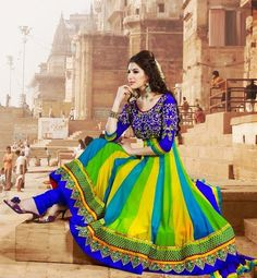 SunSet Suits – Unstitched / Ready Stock « Indian Designer Sarees Suits Dresses