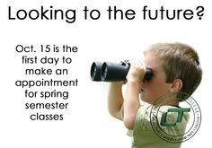 Register now for spring 2013!