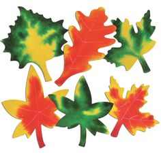R2442 Colour Diffusing Leaves This fabric-like paper with great texture makes a fun seasonal craft. Beautiful results are guaranteed. Spritz liquid watercolor paint or food color over the color diffusing paper and watch the colors flow and blend to create spectacular patterns and effects. Once the paint is dry, embellish with markers, crayons and glitter. Once complete, hang the Color Diffusing Leaves in windows, from ceilings, on bulletin boards or anywhere that could use some extra color