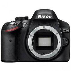 Nikon D3300 Digital SLR Camera Body (Black) photo 01