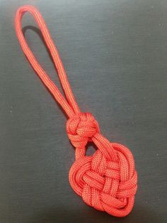 paracord friendship knot - Google Search