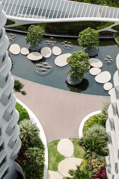 Cape Royale @Sentosa Landscape Design by TROP (II) | Wison Tungthunya & W Workspace