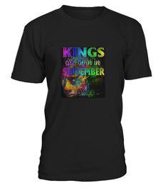 Kings Born in September Tank-top