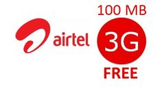 Airtel - Trick to Earn Unlimited Time 100 MB 3G Data [ Unlimited Trick Added ]