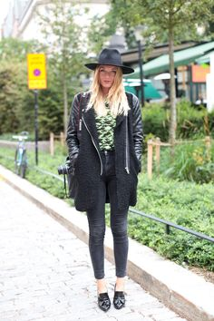 28 Street Style Shots From Stockholm Fashion Week