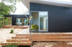 Vertical timber cladding - http://bdav.org.au/2012-awards/9#