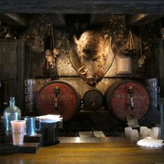 Where to eat at the The World of Harry Potter Universal Studios Florida