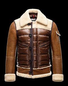 Doudoune Moncler Delacroix Homme Brun Fur Jacket, Jacket Men, Coupons,  Parka, Air 2e904709c1c