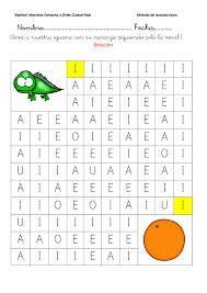 Immagine correlata Kids Learning Activities, Montessori Activities, Alphabet Activities, Letter I Worksheet, Abc Worksheets, Word Puzzles For Kids, Teaching Babies, Teaching Plan, Elementary Spanish