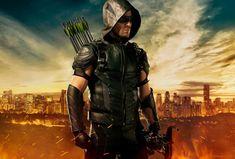 Arrow 2015 Season 4 New Suit