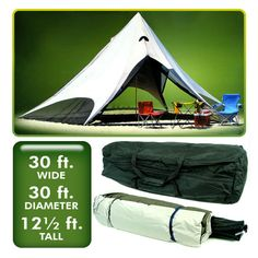 Perfect shade structure for burning man - Massive 30' X 30' Party Shade/Screen House - Review by bobsaintclare - Shopping.com