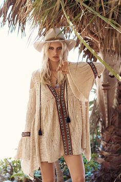 Free Generation Boho chic bohemian boho style hippy hippie chic bohème vibe gypsy fashion indie folk dress #tunicsforwomenbohochic