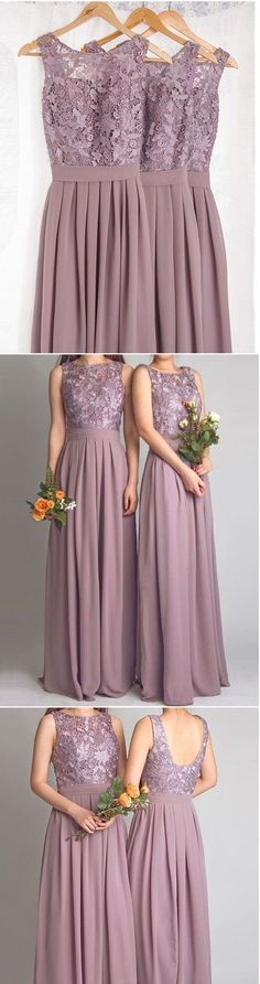 Lace Bridesmaid Dresses, Lace Bridesmaid Dresses Long, Lilac Bridesmaid Dresses, Long Bridesmaid Dresses, Long Lace Bridesmaid Dresses, Dresses On Sale, Long Lace dresses, Floor Length Dresses, Zipper Bridesmaid Dresses, Floor-length Bridesmaid Dresses, Sleeveless Bridesmaid Dresses