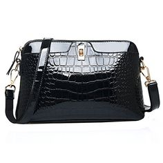 Cheap women s leather messenger bag, Buy Quality shell bag directly from  China leather messenger bag Suppliers  European style fashion alligator  purse and ... cda7cfc742