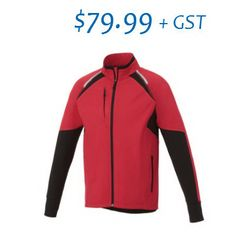 March Promotion $79.99. Minimum 12 pieces. Embroidered Logo. Sitka Hybrid Softshell Jacket. Features center front exposed contrast reversed coil zipper, center front easy grip zipper pull with interior zipper flap, lower exposed contrast reversed coil zipper pockets, contrast coverstitching & system loop at neck. Upper concealed reversed coil zipper. Heat transfer silver reflective detail. Modern fit. 3-layer bonded breathable membrane. Tax, setup and artwork fees apply. Offer ... Softshell, Heat Transfer, Contrast, Logos, Jackets, Fashion, Down Jackets, Moda, Fashion Styles