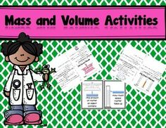 This pack includes:1. All About Mass Booklet:This mini booklet will teach the foundations of MASS. Pages include:What is Mass?How do you measure mass?How is mass different from weight?Cloze sentences are provided for students to write in key information.