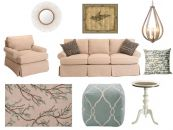 3 Soft & Soothing Coastal Style Living Rooms | Pure Inspiration