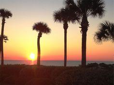 sunrise yesterday